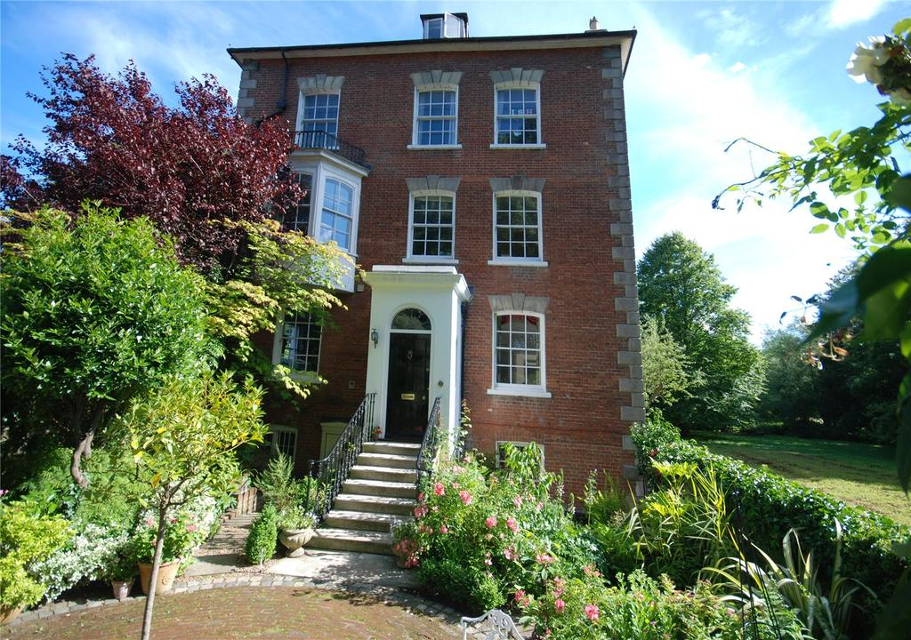 4 Bedrooms House for sale in St Nicholas Road, Salisbury, Wiltshire, SP1