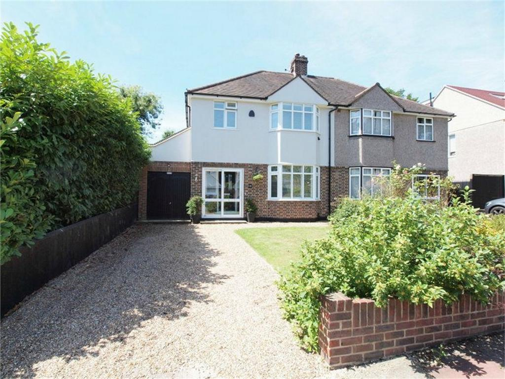 3 Bedrooms Semi Detached House for sale in Pickhurst Park, Bromley, Kent