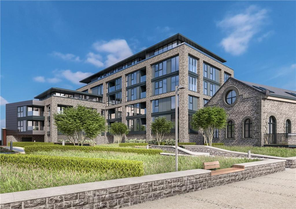 2 Bedrooms Flat for sale in Apartment A22 Retort House, Brandon Yard, Lime Kiln Road, Bristol, BS1