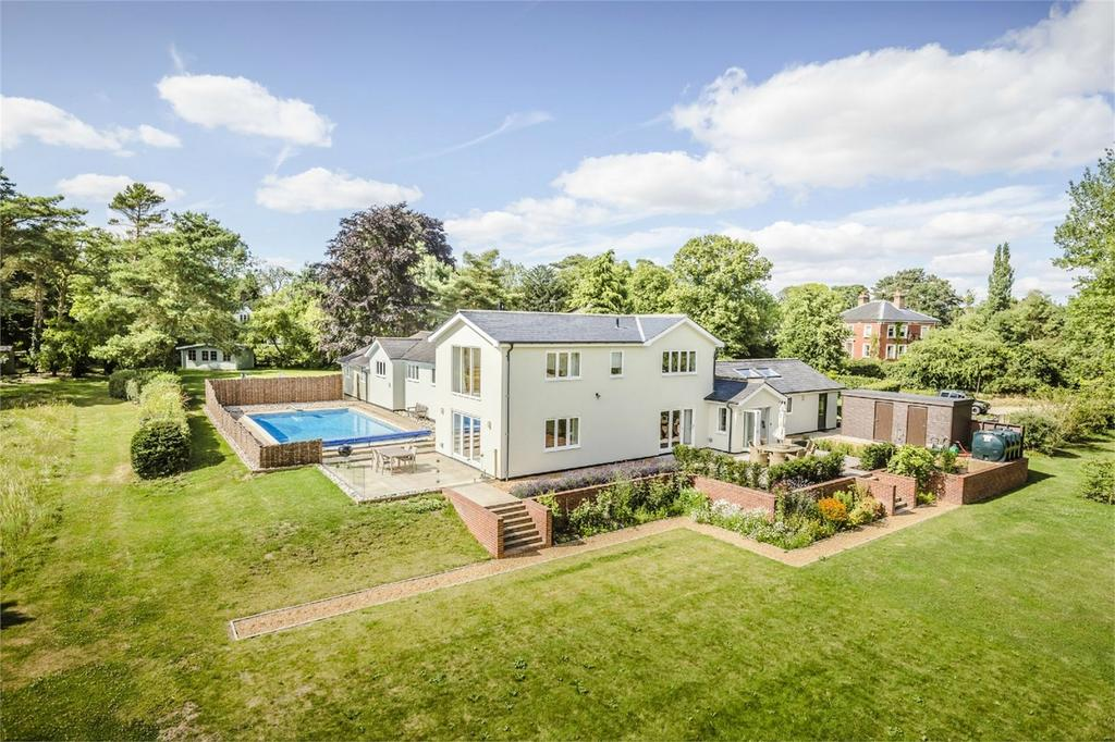 6 Bedrooms Detached House for sale in Pipers End, Brent Pelham, Nr Buntingford