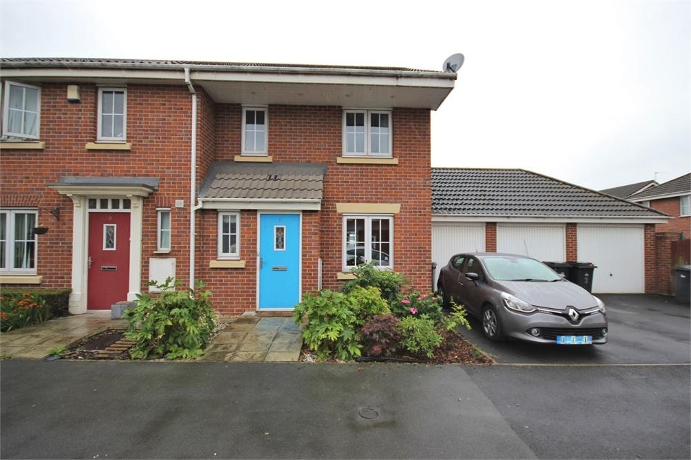 3 Bedrooms End Of Terrace House for sale in Palmarsh Road, WIDNES, Cheshire