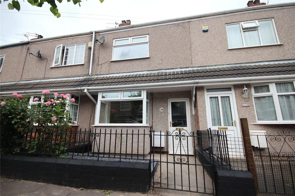 3 Bedrooms Terraced House for sale in Blundell Avenue, Cleethorpes, DN35