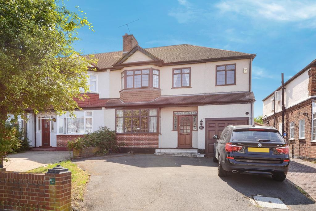 4 Bedrooms End Of Terrace House for sale in Horncastle Road Lee SE12