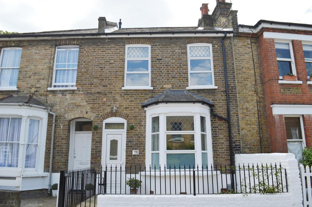 2 Bedrooms Terraced House for sale in Scylla Road Nunhead SE15