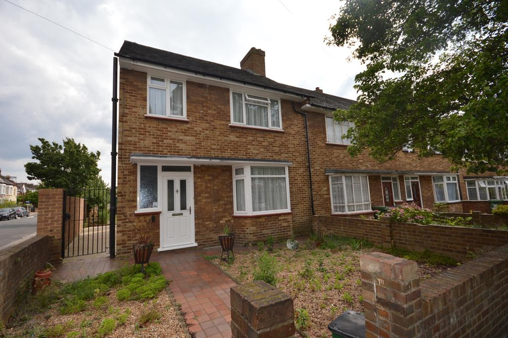 3 Bedrooms End Of Terrace House for sale in Dowanhill Road Catford SE6