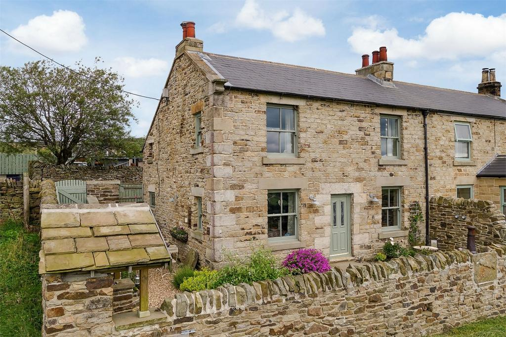2 Bedrooms Cottage House for sale in High House, Rookhope, Bishop Auckland, County Durham