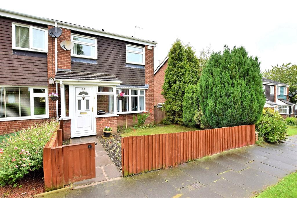 3 Bedrooms End Of Terrace House for sale in Sunniside