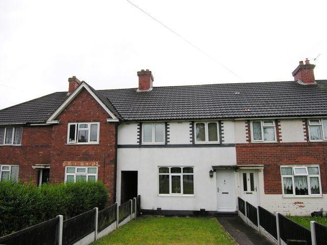 3 Bedrooms Terraced House for sale in Cooksey Lane,Kingstanding,Birmingham