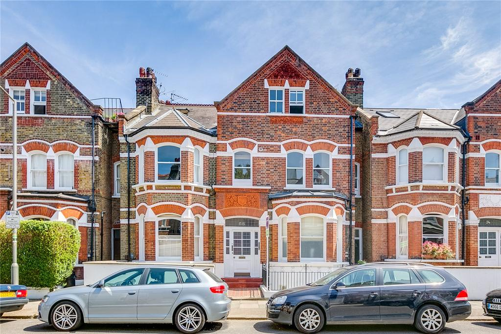 1 Bedroom Flat for sale in Lavender Gardens, Battersea, London