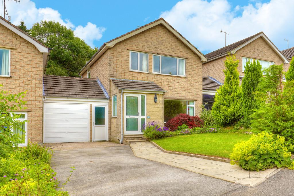 3 Bedrooms Link Detached House for sale in Castle Drive, Bakewell