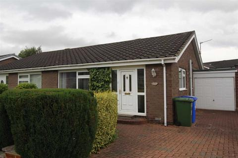 2 bedroom bungalow for sale - Glencoe Avenue, Southfield Green, Cramlington