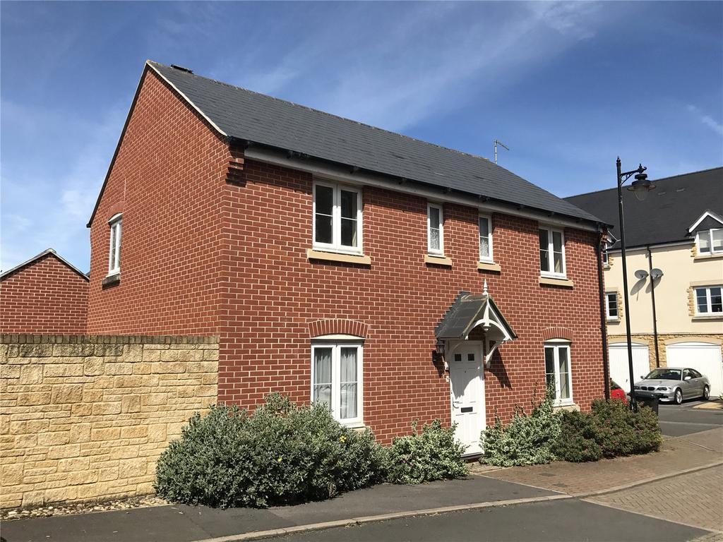 4 Bedrooms Detached House for sale in Old Tannery Way, Milborne Port, Sherborne, Dorset