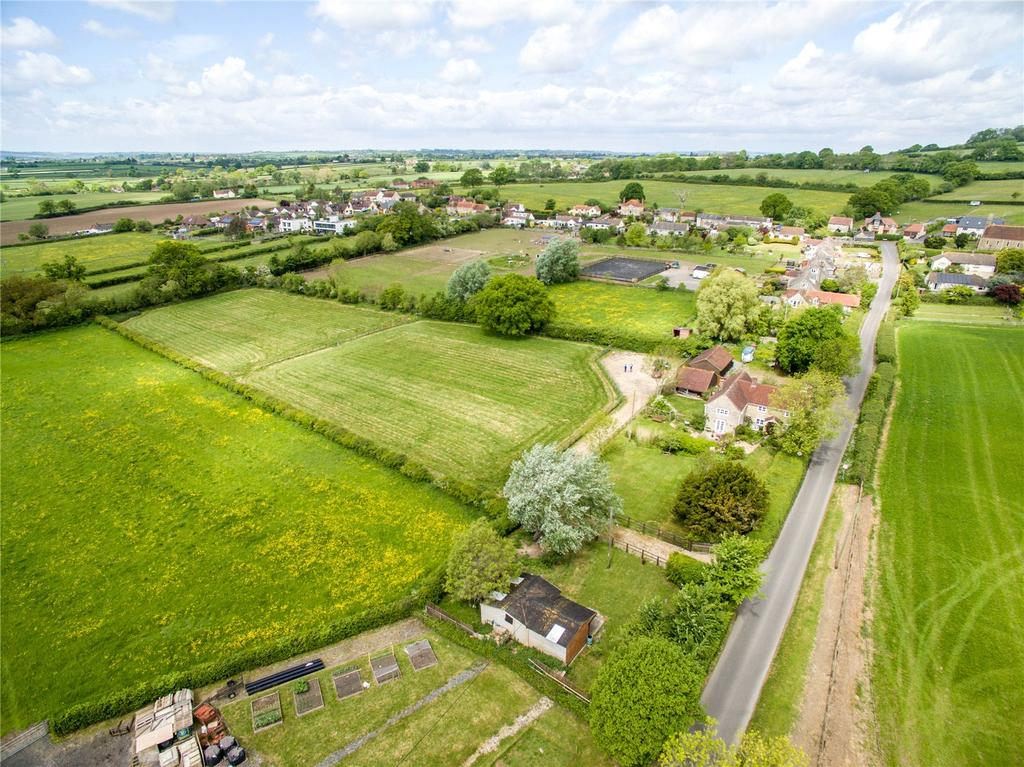 4 Bedrooms Detached House for sale in Green Lane, Stour Row, Shaftesbury, Dorset