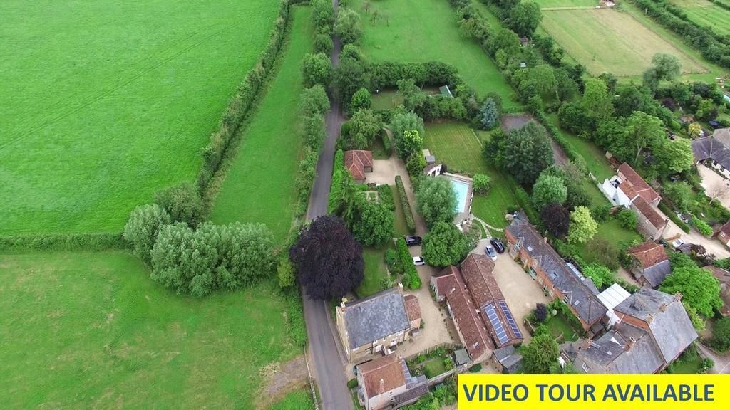 5 Bedrooms Detached House for sale in Kingsbury Episcopi, Martock, Somerset