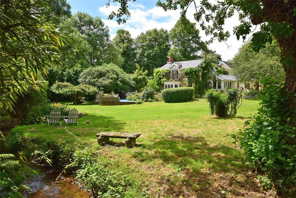 5 Bedrooms Detached House for sale in Awliscombe, Honiton, Devon