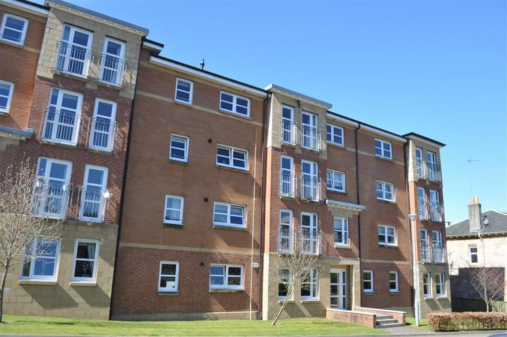 2 Bedrooms Flat for sale in Flat 3/3, 36A Mansionhouse Road, Langside, G41 3DH