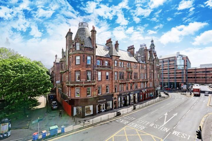 4 Bedrooms Apartment Flat for sale in 20 Charing Cross Mansions, Charing Cross, G3 6UJ