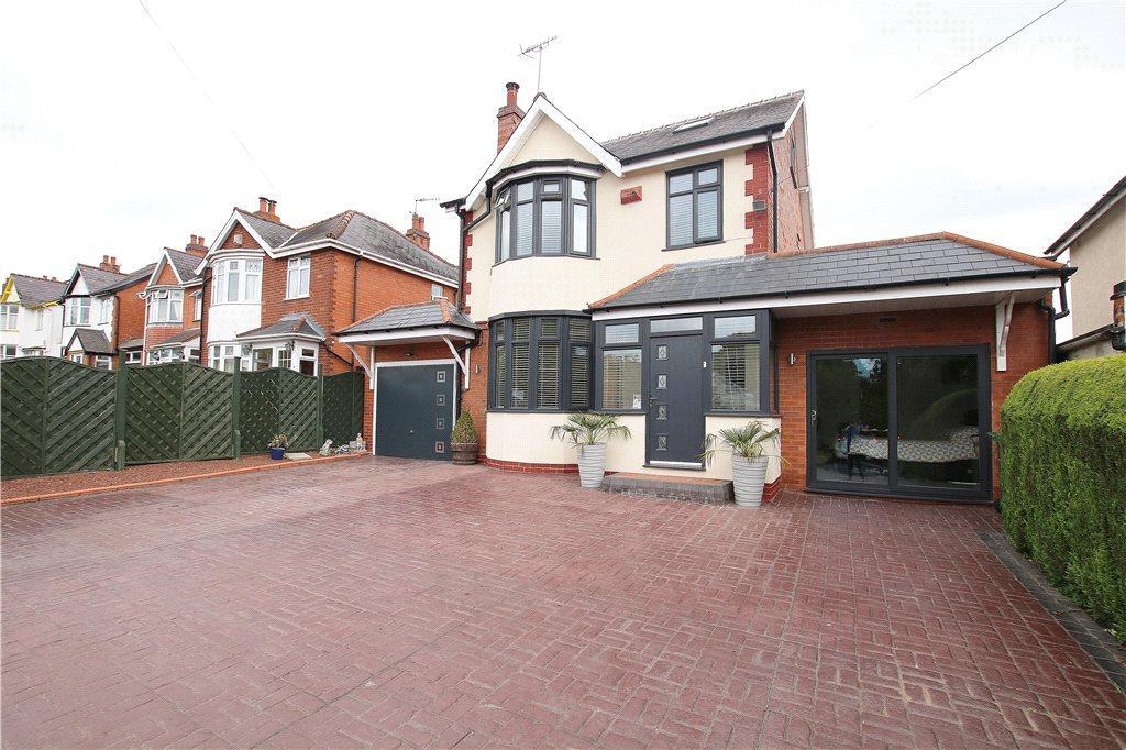 4 Bedrooms Detached House for sale in Birmingham Road, Bordesley, Redditch, Worcestershire, B97