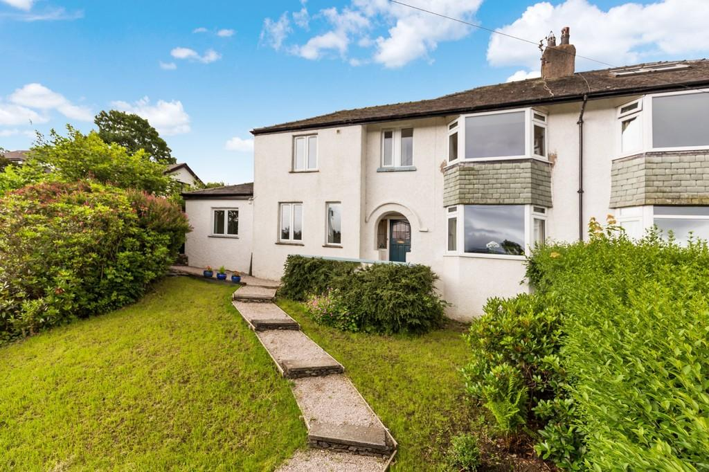 4 Bedrooms Semi Detached House for sale in 37 Oakthwaite Road, Windermere, Cumbria, LA23 2BD