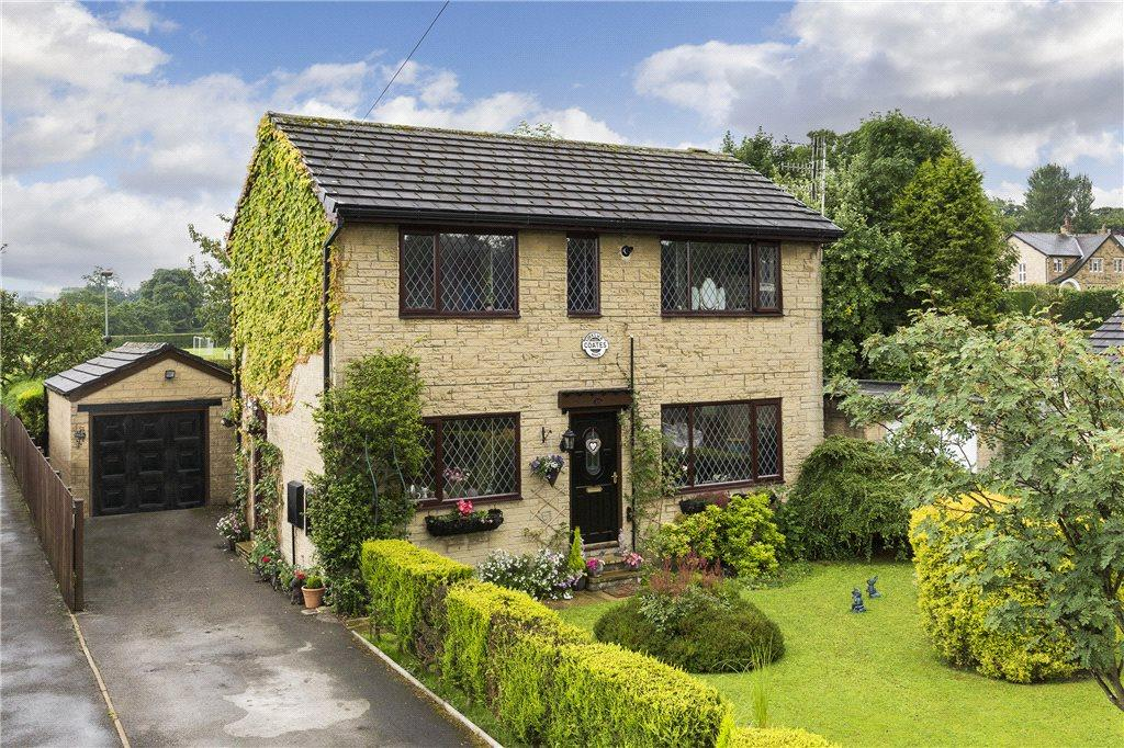 3 Bedrooms Detached House for sale in Pickard Close, Barnoldswick, Lancashire