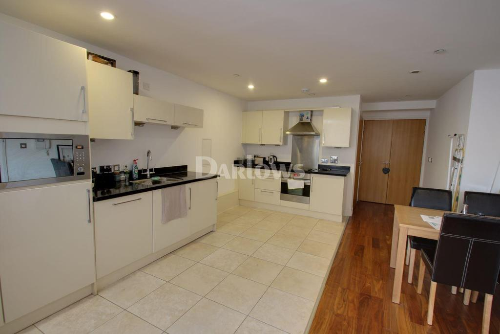1 Bedroom Flat for sale in David Morgan Apartments, City Centre