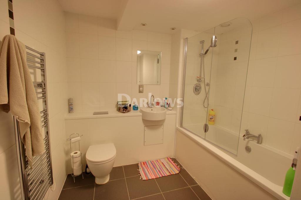 1 Bedroom Flat for sale in David Morgan Apartments, City Centre