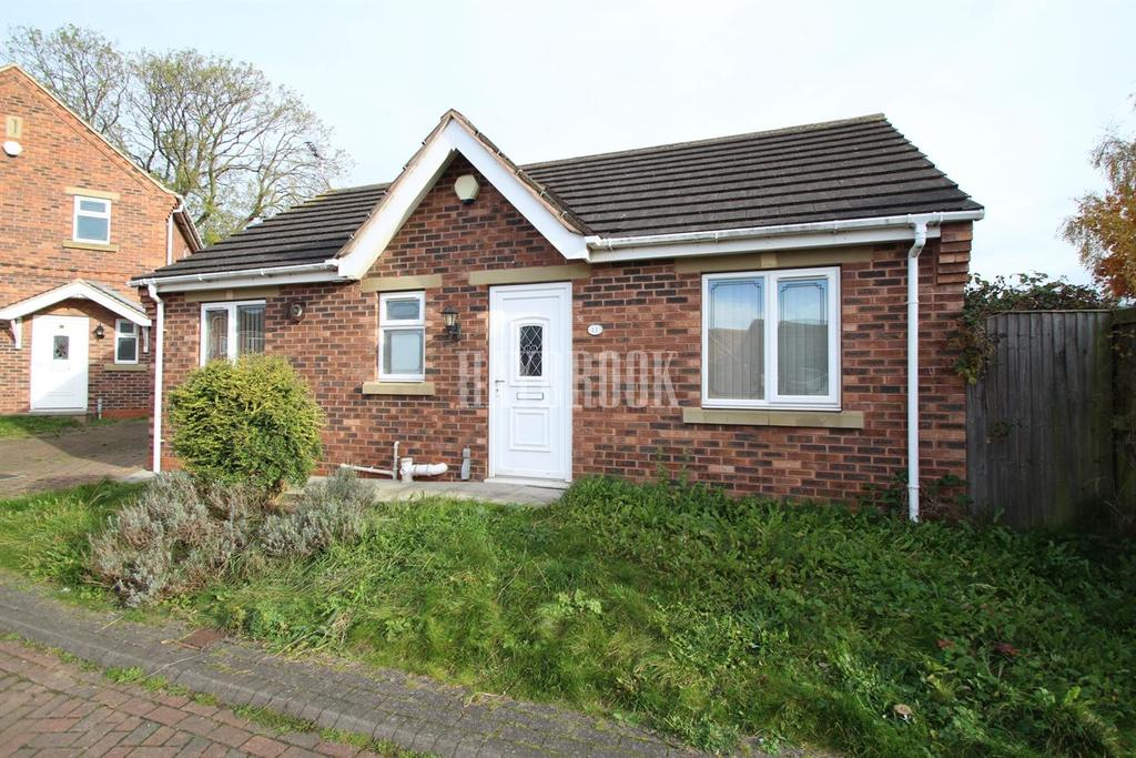 2 Bedrooms Bungalow for sale in Thornwood Court, Thurnscoe