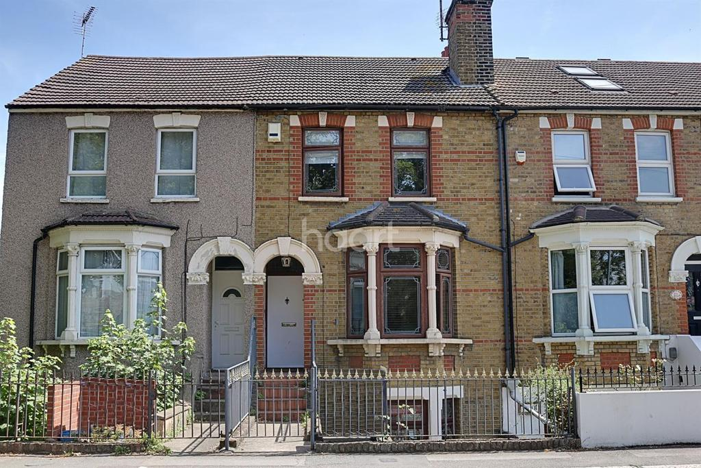 3 Bedrooms Terraced House for sale in Bridge Road, Grays, RM17 6DA