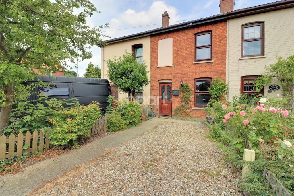 2 Bedrooms Terraced House for sale in Neatherd Road, Dereham