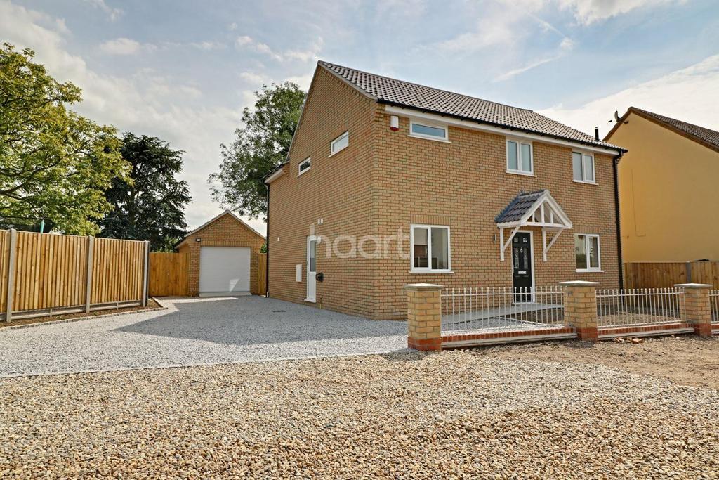 4 Bedrooms Detached House for sale in Benwick