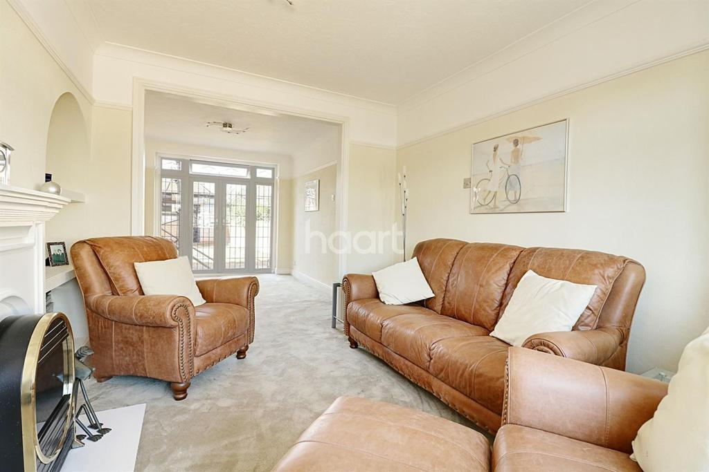 3 Bedrooms Terraced House for sale in Heather Way, Rise Park, Romford