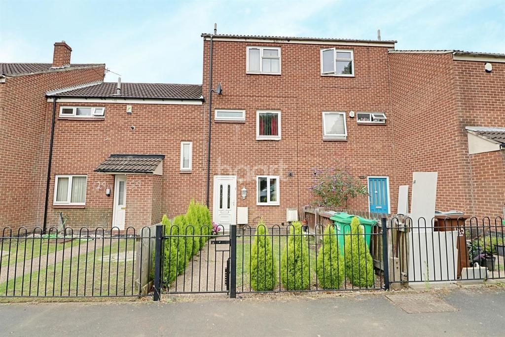 4 Bedrooms Terraced House for sale in Birkin Avenue, Hyson Green