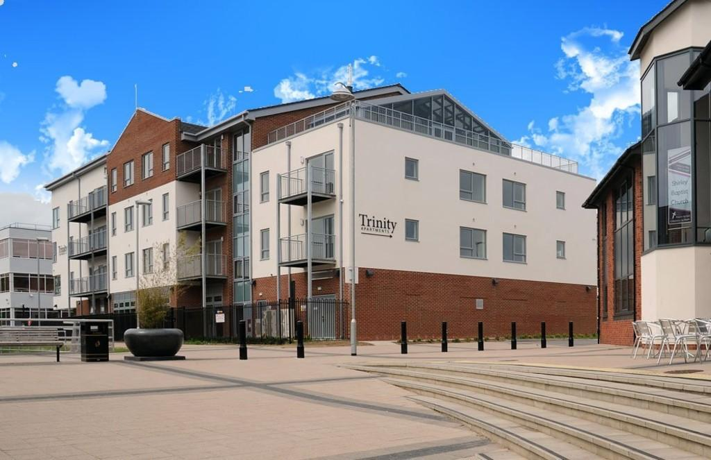 2 Bedrooms Apartment Flat for sale in Trinity Apartment , Parkgate, Off Haslucks Green Road
