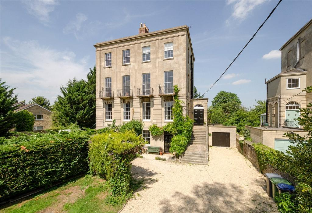 5 Bedrooms Semi Detached House for sale in 400 The Spa, Melksham, Wiltshire, SN12