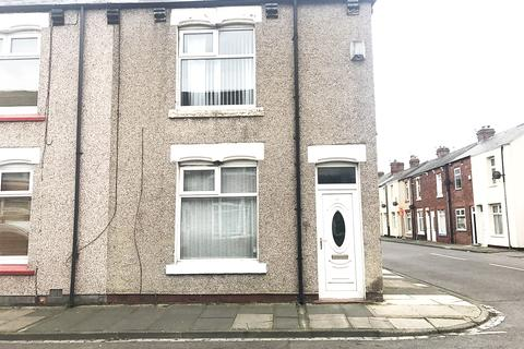 2 bedroom end of terrace house - Cornwall Street, Hartlepool TS25
