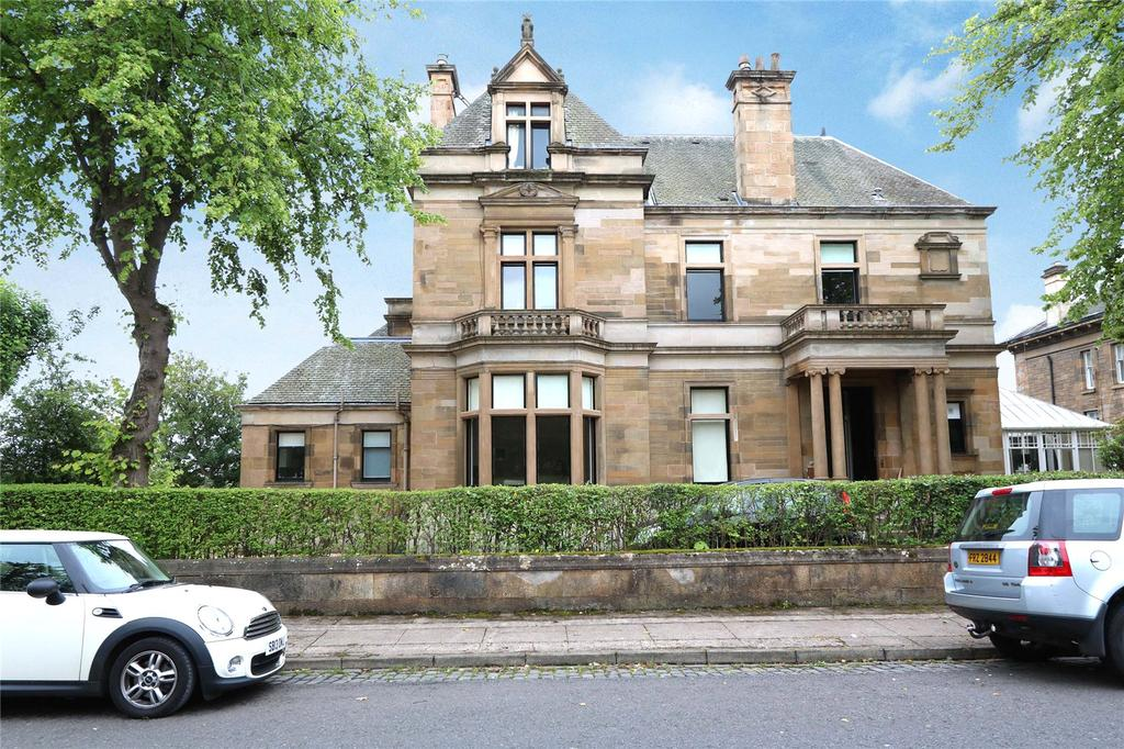 2 Bedrooms Apartment Flat for sale in 1st Floor, Cleveden Drive, Kelvinside, Glasgow