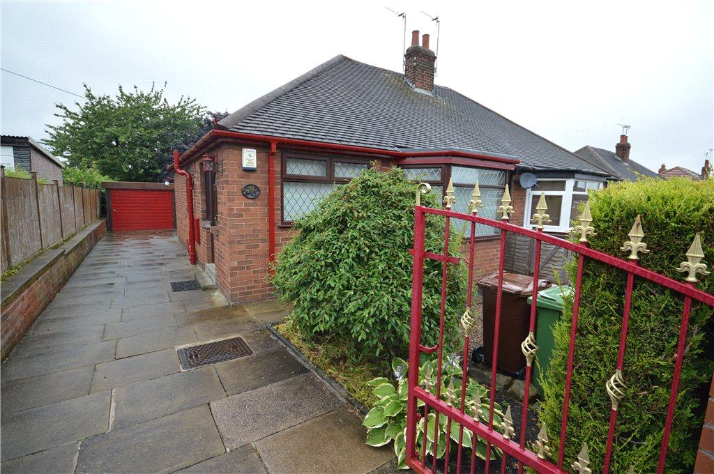 2 Bedrooms Semi Detached Bungalow for sale in Woodland Road, Leeds, West Yorkshire