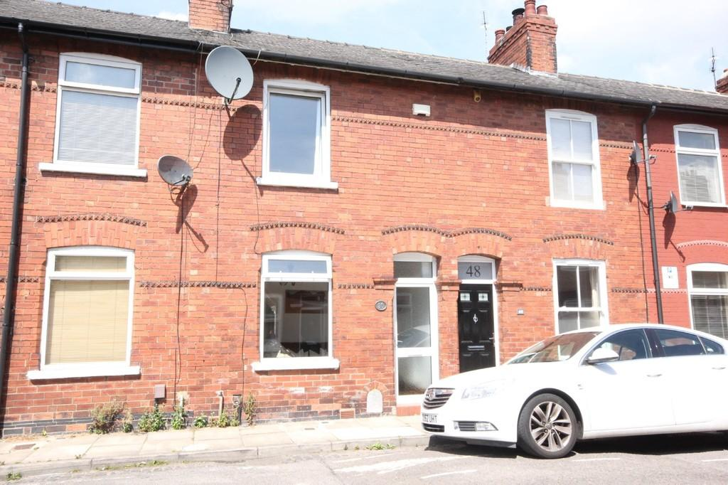 2 Bedrooms Terraced House for sale in 50 Rose Street York YO31 8JF