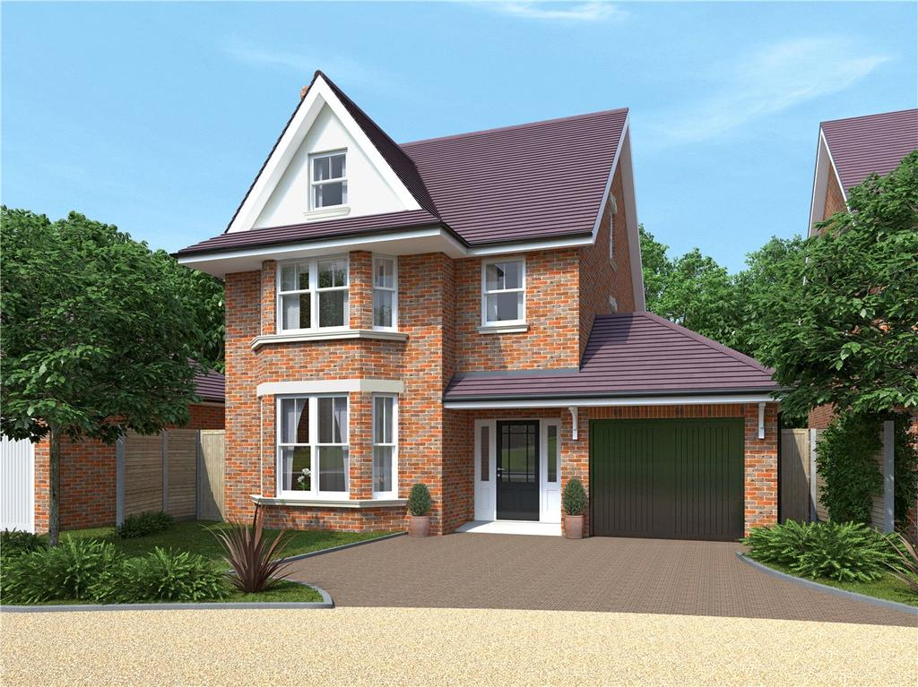 5 Bedrooms Detached House for sale in Hepworth Gardens, Watling Street, St. Albans