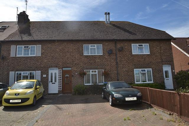2 Bedrooms Terraced House for sale in Ferring Street, Ferring, West Sussex, BN12 5JW