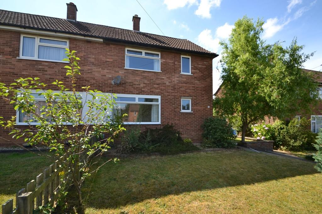 2 Bedrooms Semi Detached House for sale in Maple Close, Ipswich, Suffolk, IP2 0PB