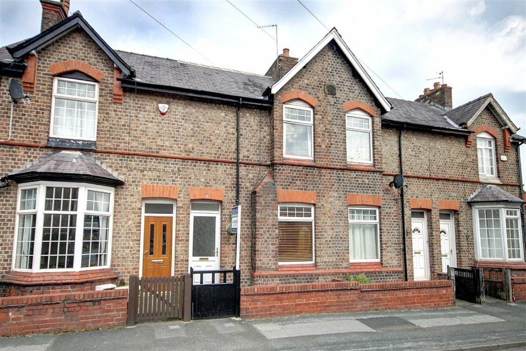 2 Bedrooms Terraced House for sale in Hale Road, Hale Barns, Cheshire