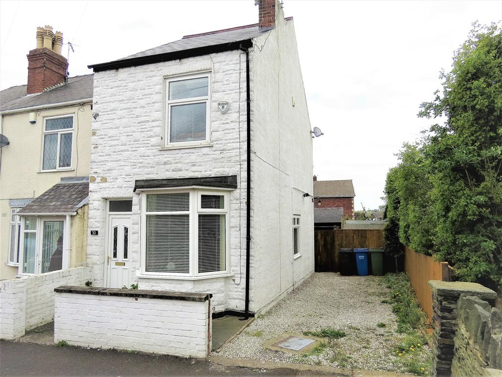 2 Bedrooms End Of Terrace House for sale in Farnsworth Street, Chesterfield