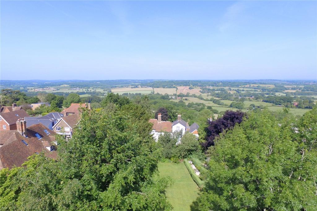 7 Bedrooms Semi Detached House for sale in High Street, Goudhurst, Cranbrook, Kent, TN17