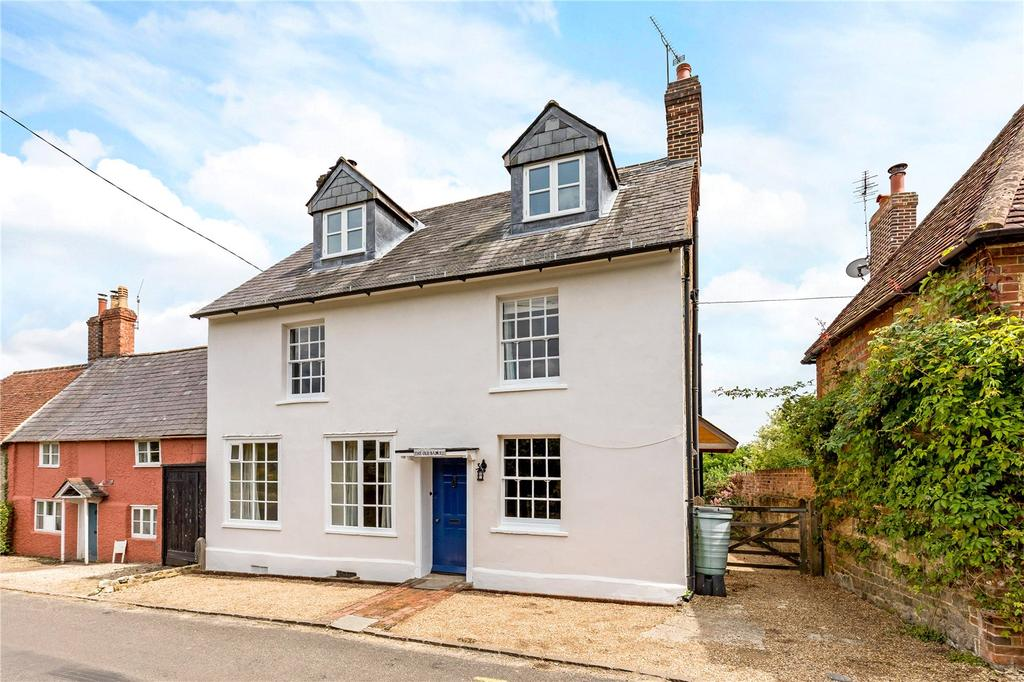 4 Bedrooms Unique Property for sale in The Street, Lodsworth, Petworth, West Sussex, GU28