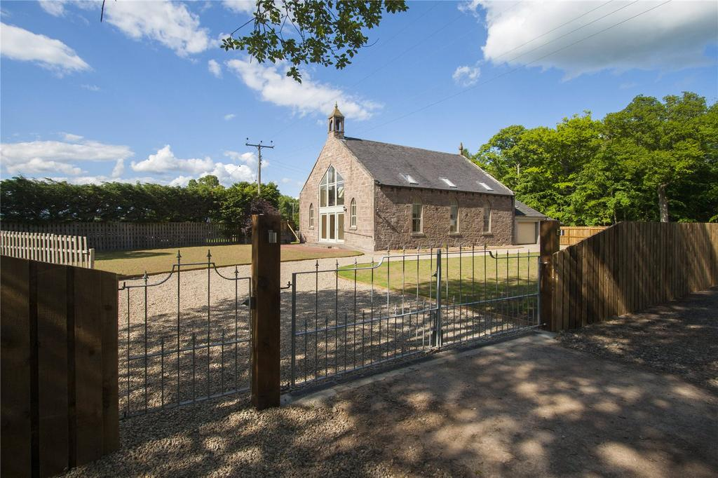 5 Bedrooms Detached House for sale in Crosspoles Old Kirk, By Laurencekirk, Kincardineshire, AB30