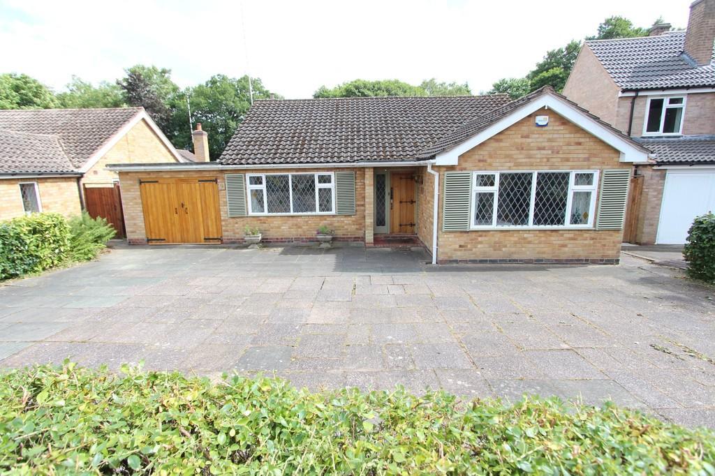 2 Bedrooms Detached Bungalow for sale in Westfield Close, Dorridge