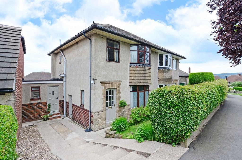 3 Bedrooms Semi Detached House for sale in Barholm Road, Crosspool