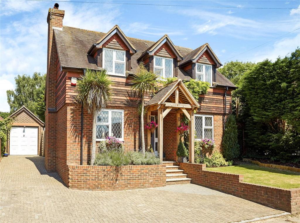 3 Bedrooms Detached House for sale in Basted Lane, Crouch, Sevenoaks, Kent, TN15