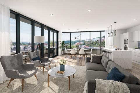 2 bedroom flat for sale - Apartment 10 New Retort House, Brandon Yard, Lime Kiln Road, Bristol, BS1